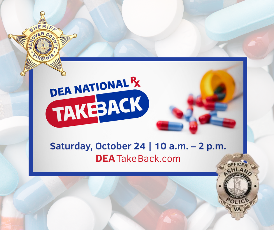 HCSO APD Drug Take Back