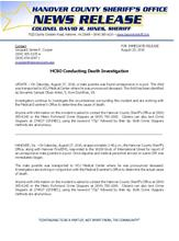 HCSO - Doswell Death Investigation UPDATE-August 2016_thumb.jpg